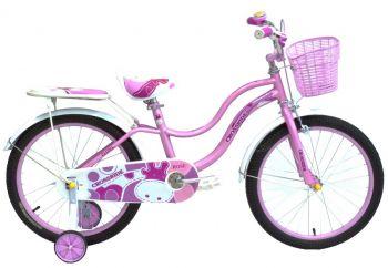"""Детский велосипед 20"""" Crossride Rose"""