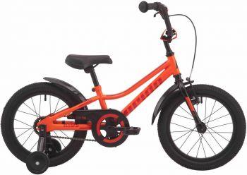 """Детский велосипед 16"""" Pride Flash orange"""