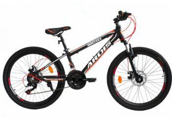 """Велосипед  Ardis 24 MTB """"MONTANA"""" черный"""