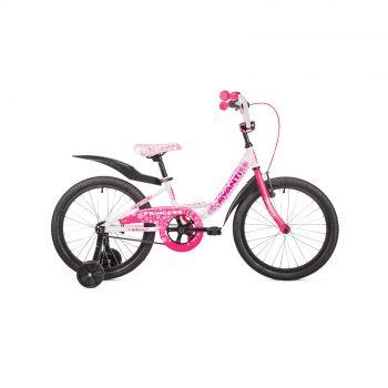 """Велосипед 20"""" Avanti Princess розово-белый"""