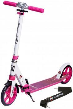 Самокат Maraton SPRINT розовый