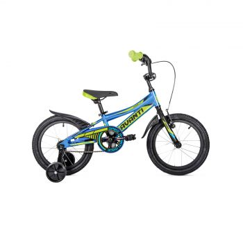 "Велосипед 16"" Avanti Spike черно-оранжевый"