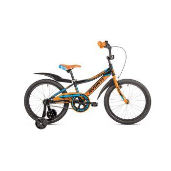 "Велосипед 20"" Avanti Spike черно- оранжевый"