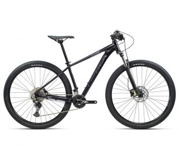 Велосипед Orbea 29 MX30 2021 black-grey